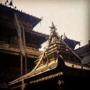 Nepal- stari Katmandu