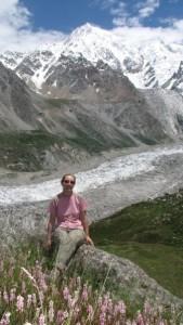 Pakistan-treking pod Nanga