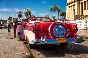 Stari kubanski avto