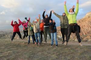 Turčija - vodniška šola 2015