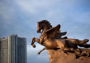 Koreja - Chollima konj