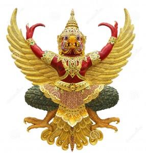 Indonezija - Garuda