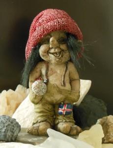 Prikupen islandski trol