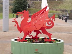 Wales - Valižanski zmaj