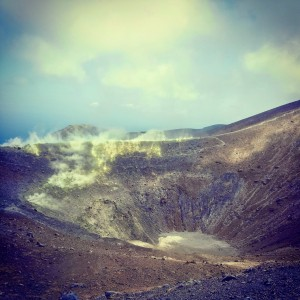 Sicilija-Vulkani
