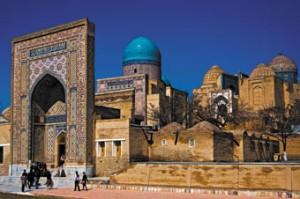 Samarkand-Shah I Zinda