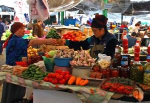 Biškek tržnica