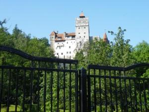 Znameniti dvorec Bran v Transilvaniji – grad Vlada Tepeša, grofa Drakule