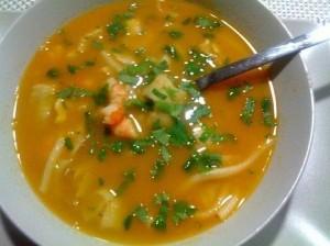 2-Sopa de peixe