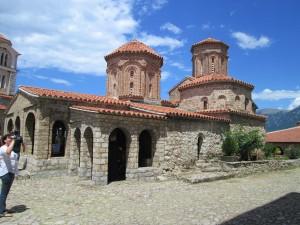 Samostan sv. Nauma