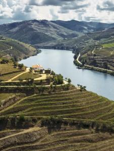 Portugalska-reka Douro