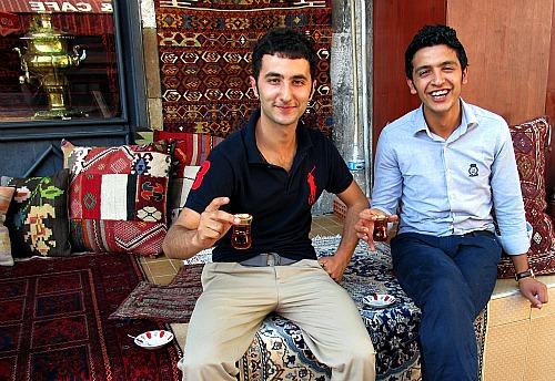 Turčija - ljudje in čaj