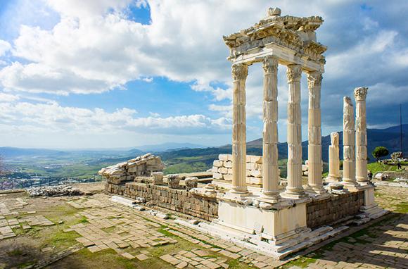 Turška zgodovina - arhitektura