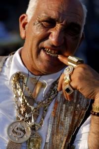 Balkanec-zlatozobi kralj