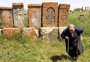 Armenija - Hačkarji
