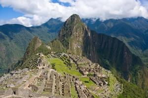 4. Skrivnostni Machu Picchu