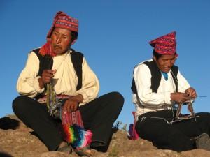 7. Prvobitni otok Taquile