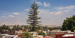 9. Arequipa in njeni trojčki