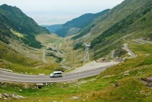 Transfagarašanska cesta