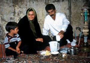 Iran - prijazni ljudje