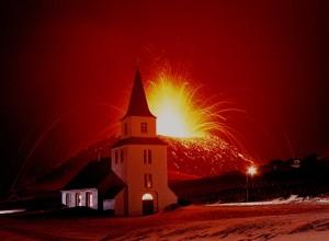 Izbruh vulkana