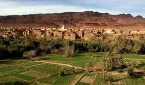 Maroko – Kanjon Todre – Slikovita berberska vasica