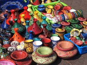 Maroko-Lončeni izdelki