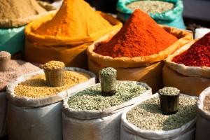Maroko-začimbe