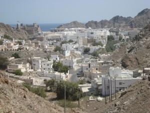 Srce Omana-Stari Muškat