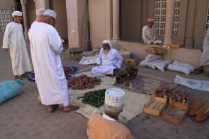 Starodavna tržnica v islamski Nizwi