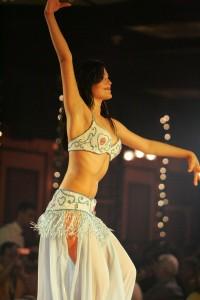 Turška plesalka