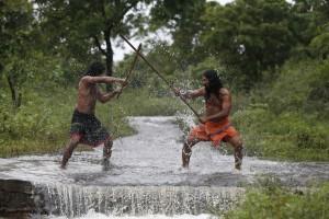 Šrilanka - Angampora, borilna veščina