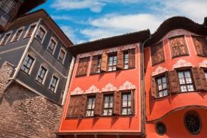 Bolgarija-Plovdiv-stare tradicionalne hiše