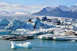 Islandija-ledenik