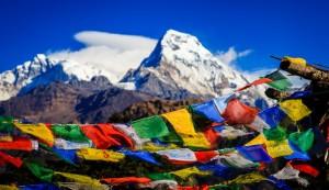 Nepal-molilne zastavice