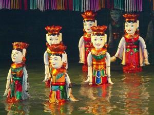 Vietnam, vodne deklice
