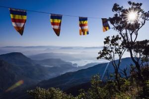 Šrilanka - Pogled v dolino
