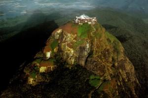 Šrilanka-Pogled na Adamov vrh