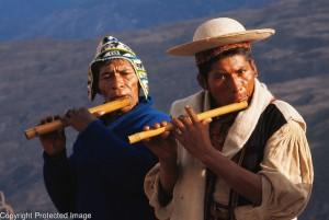 Bolivija-Indijanci