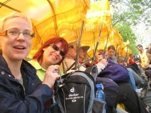 Kitajska - z rikšami po hutongu