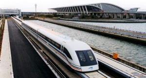 Kitajska - Maglev vlak