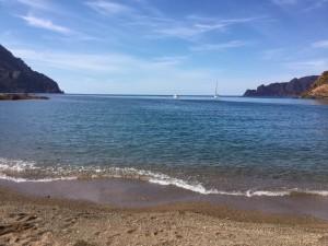 plaža Tuara2 300x225 - Atraktivna Korzika – vzpon na Capo d'Orto