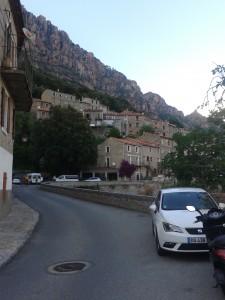 Tipične korziške vasice