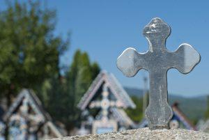 Pokopališče v Romuniji