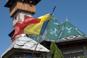 Romunska zastava