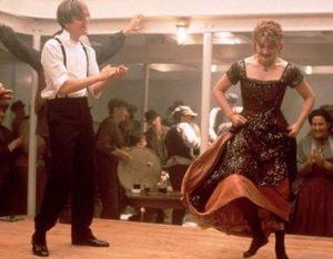 Irski ples iz Titanika 300x234 - O kopalkah in irskem plesu