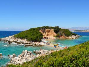 albania2 morje 300x225 - Vtisi iz poletnih potovanj