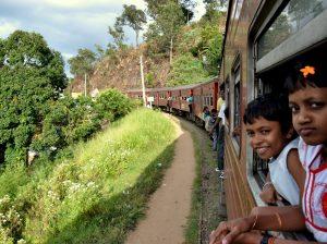 Šrilanka-vlak