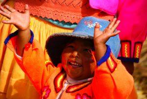 Peru-otrok