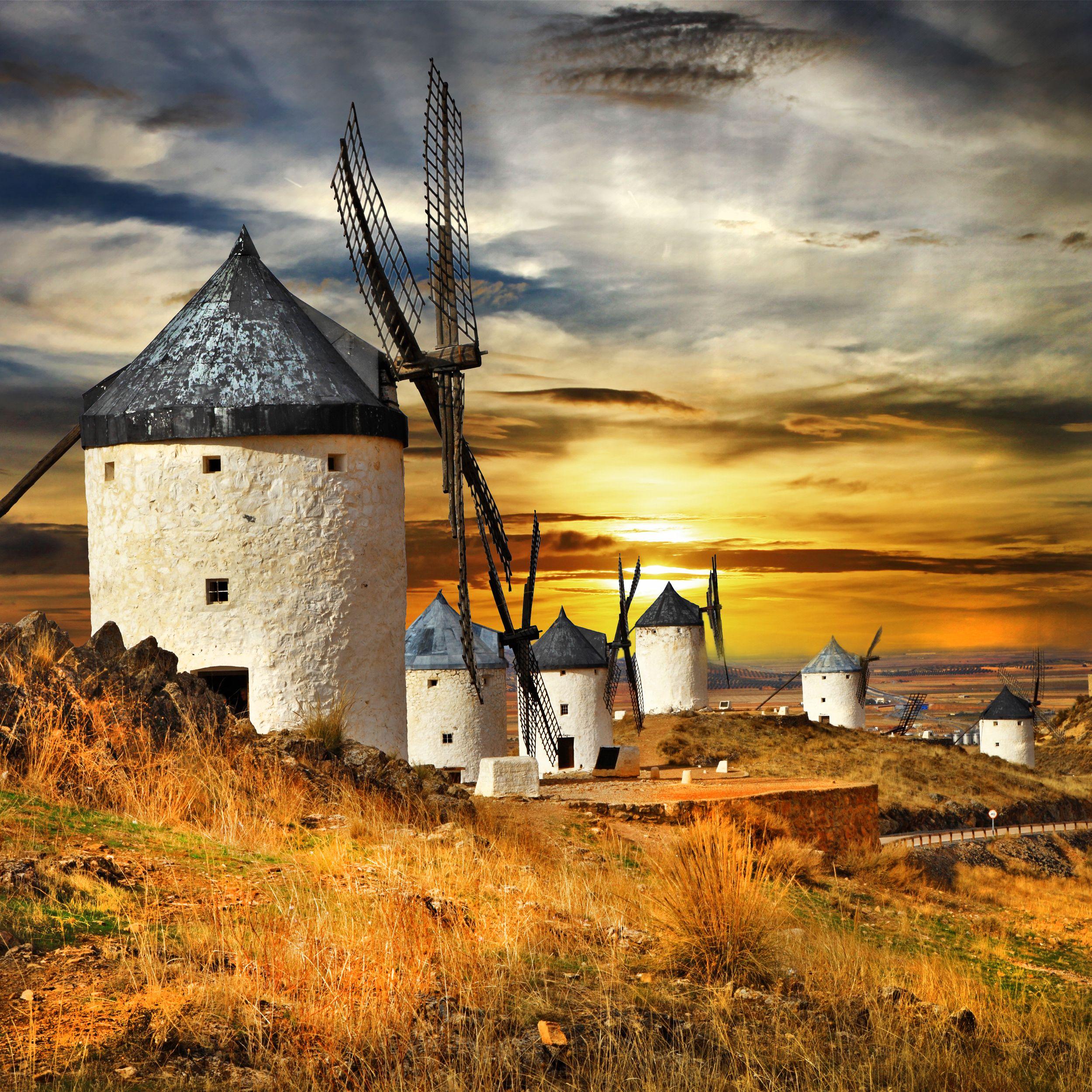 Mlini- Španska pravljica